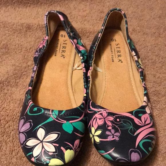 serra memory foam Shoes | Adorable Pair